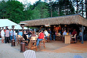 The Sunset Tiki Bar