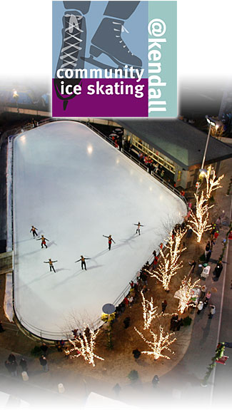 Community Ice Skating @Kendall