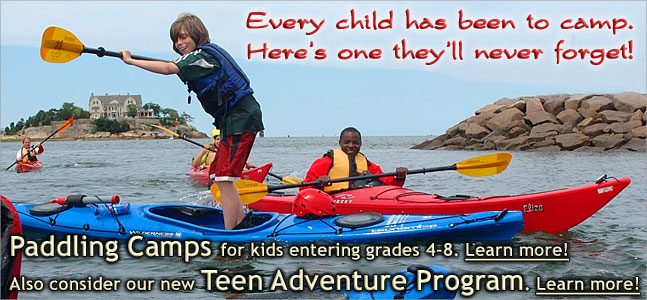 Kids Paddling Camps