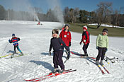 Weston Ski Track is a cross-country ski center located just 15 minutes west of Boston!