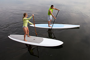 Stand-Up Paddleboarding is an exciting and fast-growing sport that combines surfing with paddling.