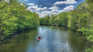 Evening Canoe, Kayak or Paddleboard Rental in Medford (Condon Shell)