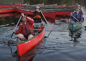 Introduction to Canoeing (Weeknight) in Waltham