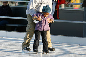 Learn To Ice Skate - Child