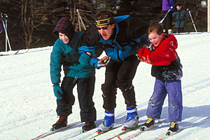 Kids Ski Series - Vacation Week